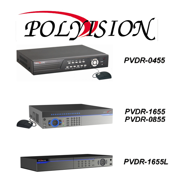 Polyvision PVDR-**55