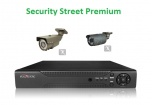 "Комплект IP-видеонаблюдения для улицы  ""Security Street Premium"""
