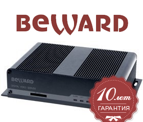 8-канальный IP-видеосервер B1018 Beward
